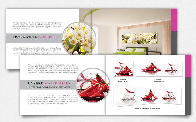 Rommpixx Katalog1 in Printsachen